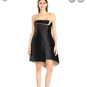 BNWT Halston Heritage Color Blocked Dress